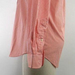 Ralph Lauren Shirts - Ralph Lauren Needle Stripe Dress Shirt - Sz M